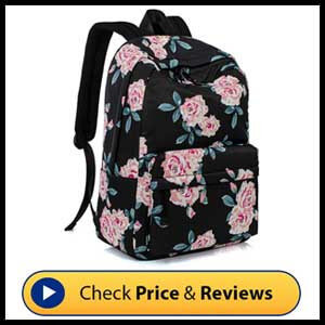 Leaper Fashion Water Resistant Backpack