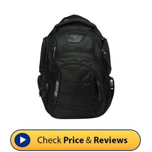 OGIO Renegade RSS Backpack - Two Zippered Side Utility Pockets