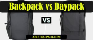 Backpack vs Daypack