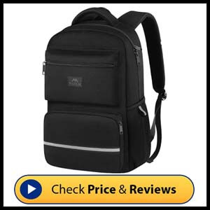 MATEIN Lightweight Water Proof Middle School Backpack