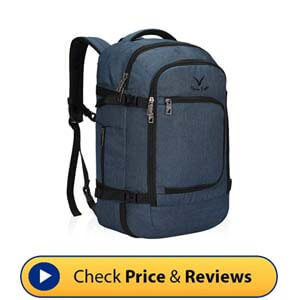 Hynes Eagle Travel Carry On Backpack