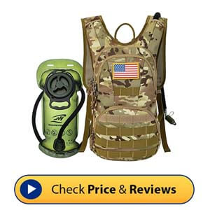 SHARKMOUTH Military Daypack
