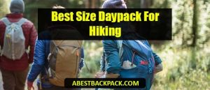 Best Size Daypack ForHiking featured