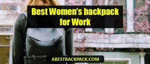 Feature Image Best Women's backpack for Work