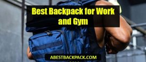 Best Backpack for Work and Gym