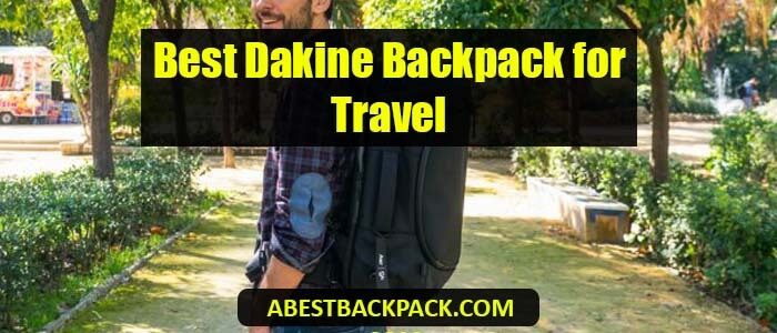 Best Dakine Backpack for Travel