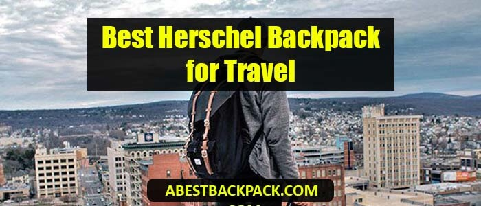 Feature Image Best Herschel Backpack for Travel