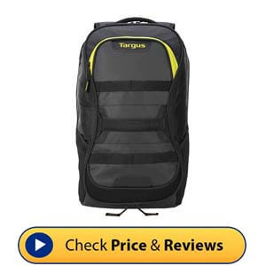 Targus Large Gym Fitness Backpack - Play Fitness Backpack