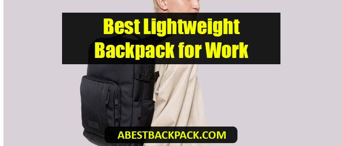 best-lightweight-backpack-for-work